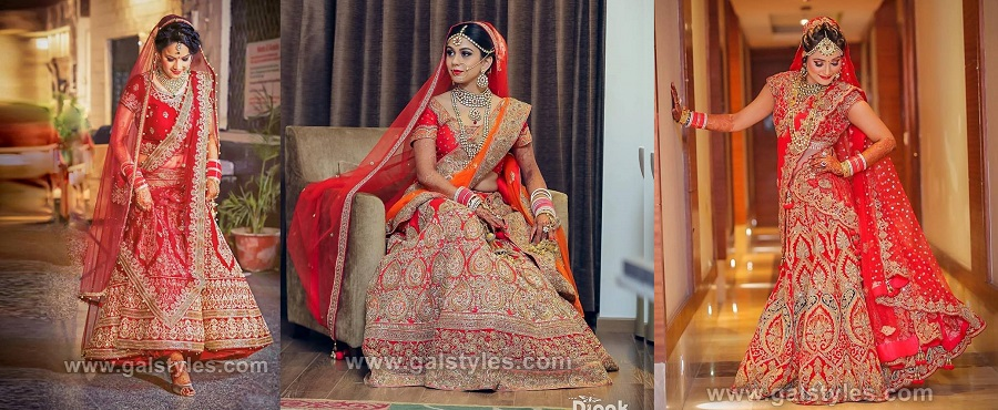 Indian Latest Bridal Lehenga Amp Trends 2018 2019 Collection