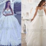 Latest Western Wedding Dresses Bridal Gowns 2017-2018 Collection