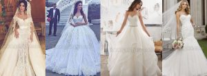 Latest Western Wedding Dresses Bridal Gowns