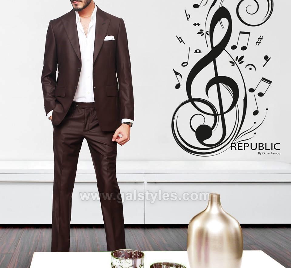 Latest Men Pant Coat Suits Designs 2017-2018 Republic by Omer (34)