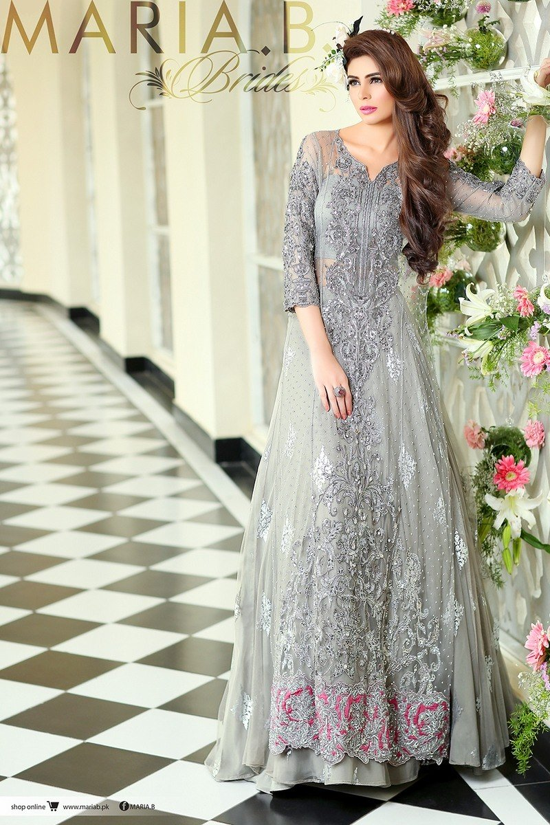 Maria B Bridal Dresses Collection 2018 2019 For Wedding Brides