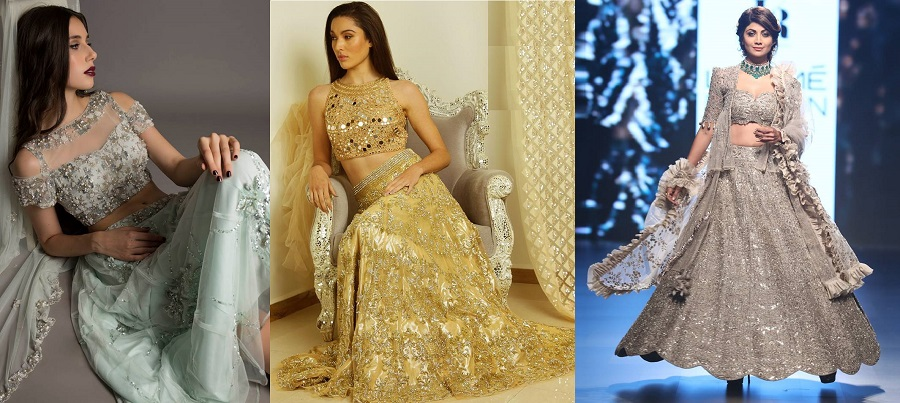 Affordable & Cheap Indian Bridal Dress Designers 2018 Low Price ...