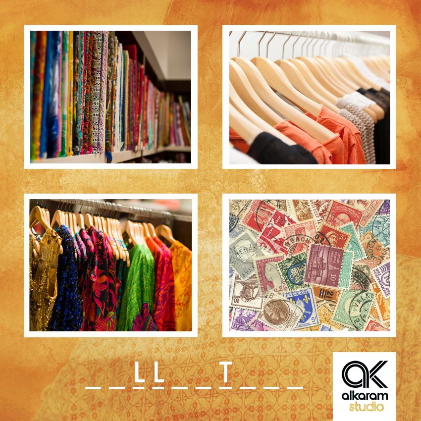 AlKaram Studio Trendy Winter Dresses Glamorous Fall Collection for Women 2014-2015 (8)
