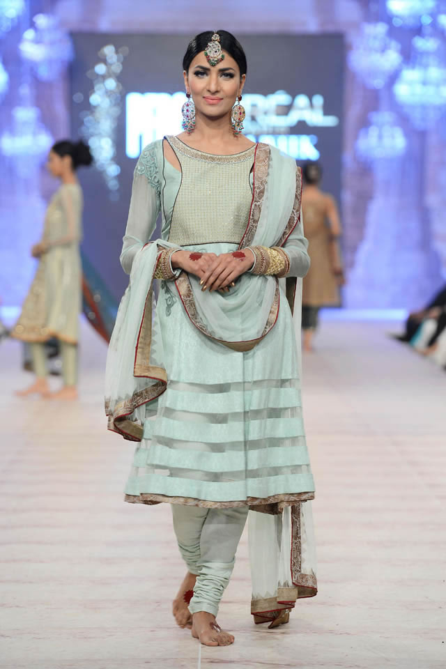 Asifa Nabeel Latest Bridal Collections at  PFDC L'Oréal Paris Bridal Fashion Week-2014-2015 (5)