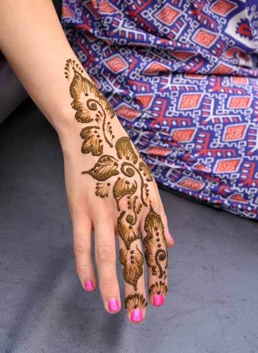 Best & Easy Indian Mehndi Designs Latest Collection for Hands & Feet 2015 (16) - Copy
