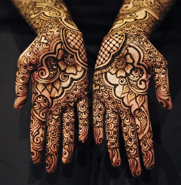 Best Indian Mehndi Designs Latest 2019 Collection