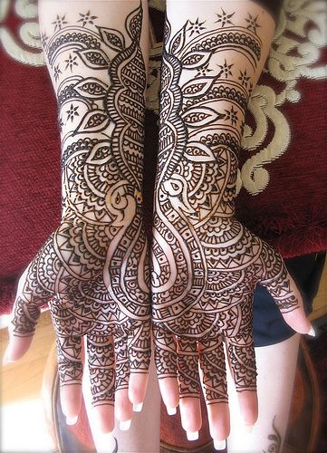 Best & Easy Indian Mehndi Designs Latest Collection for Hands & Feet 2015 (2) - Copy