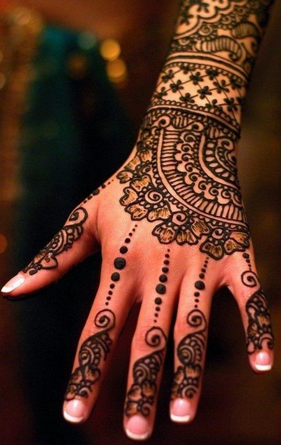 Best & Easy Indian Mehndi Designs Latest Collection for Hands & Feet 2015 (28) - Copy