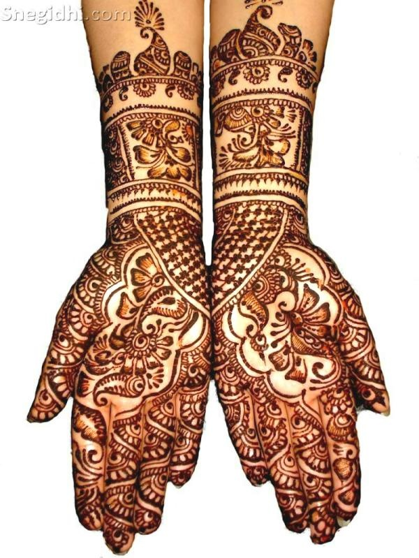 Best & Easy Indian Mehndi Designs Latest Collection for Hands & Feet 2015 (5) - Copy