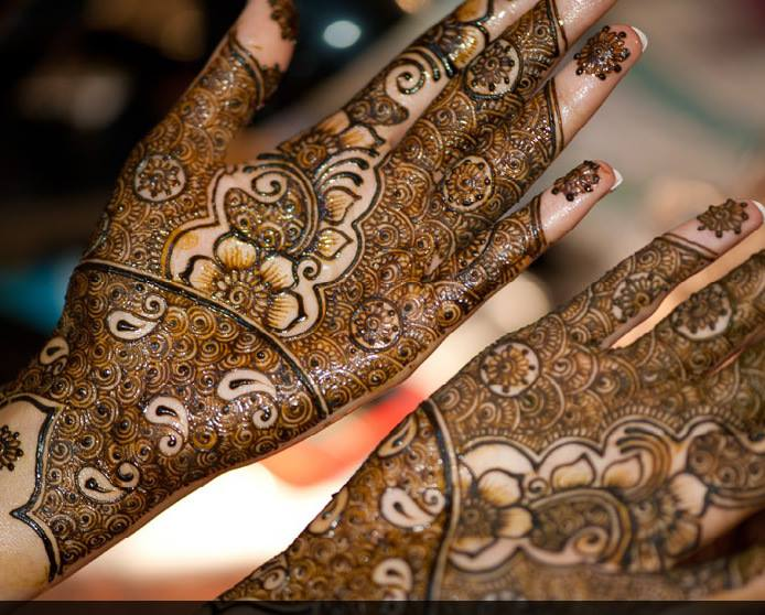 Best & Special Mehndi Designs Collection for Eid & Festivals 2014-2015 (1)