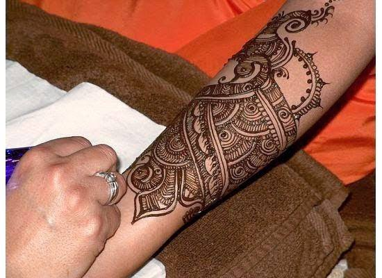 Best & Special Mehndi Designs Collection for Eid & Festivals 2014-2015 (23)