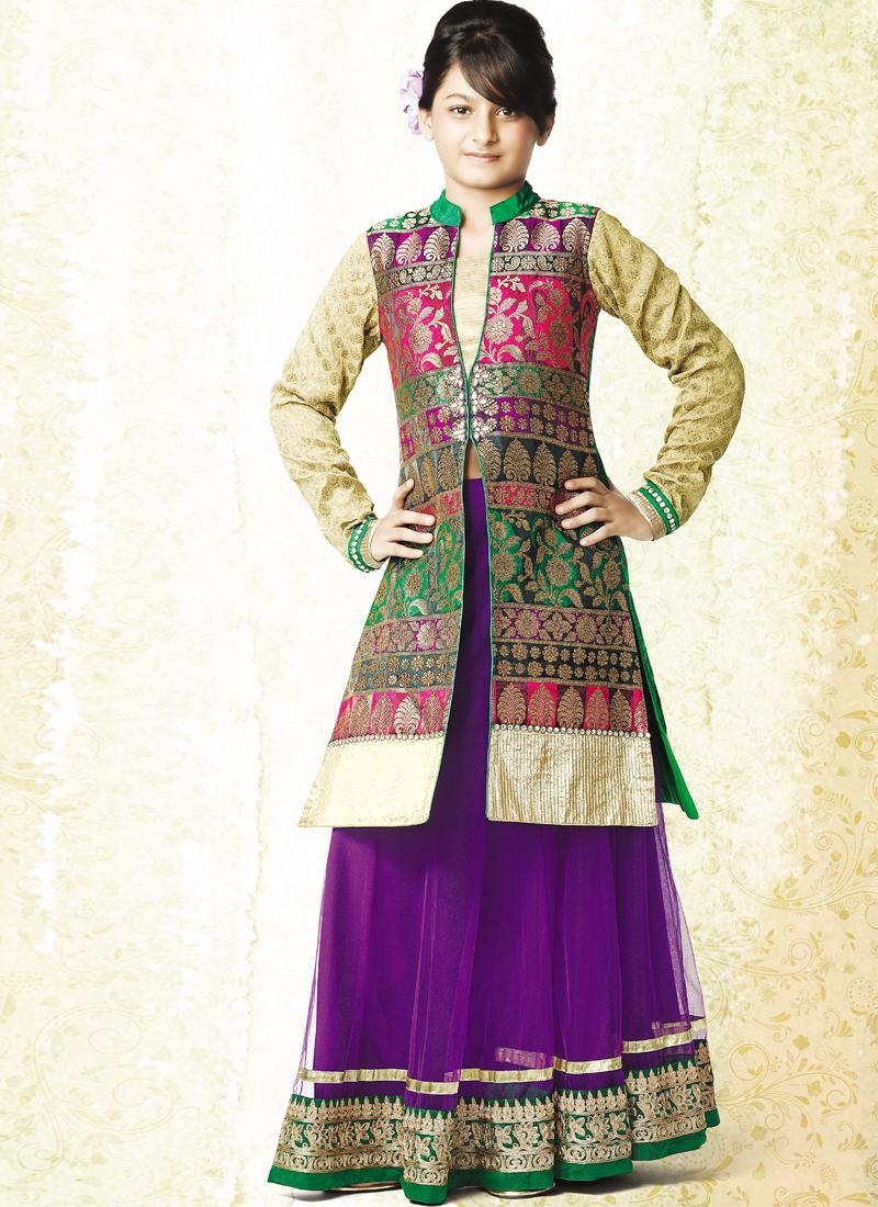 Latest Collection of Indian & Pakistani Best Neck-line (Gala) designs for Girls 2014-2015 (1)
