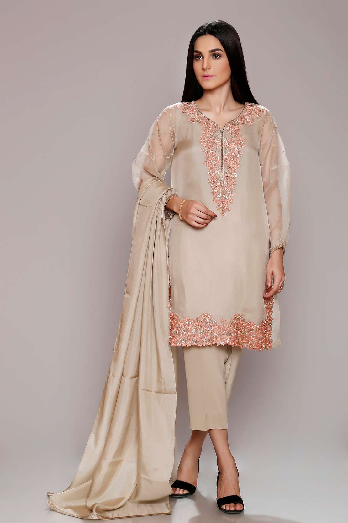 Latest Party Wear Dresses Embroidered Suits 20120 Designs