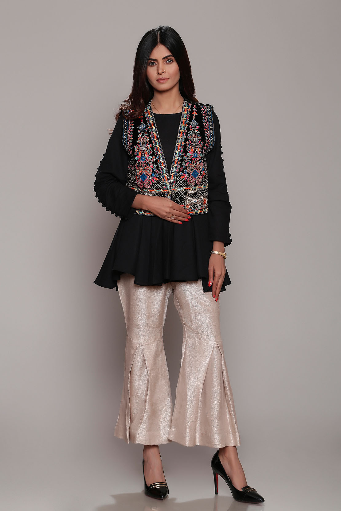 Latest Party Wear Dresses Embroidered Suits 2019 Designs