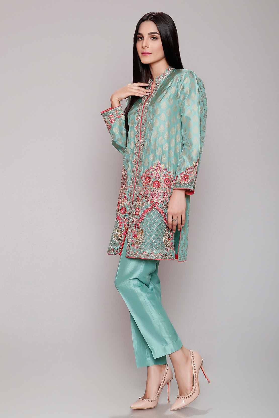 Latest Party Wear Dresses Embroidered Suits 2019 Designs ...