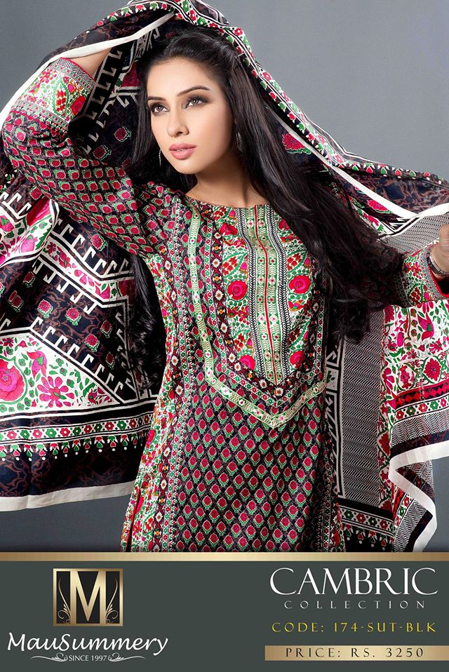 Mausummery Fall winter Dresses Collection 2014-15 with Prices for women (8)