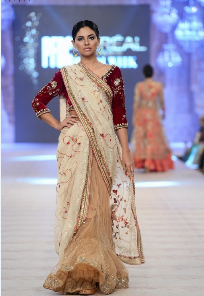 Misha Lakhani Latest Wedding Collections at  PFDC L'Oréal Paris Bridal Fashion Week-2014-2015 (2)