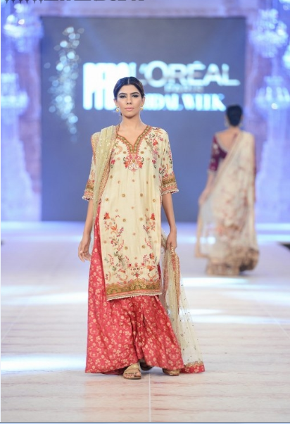 Misha Lakhani Latest Wedding Collections at  PFDC L'Oréal Paris Bridal Fashion Week-2014-2015 (3)