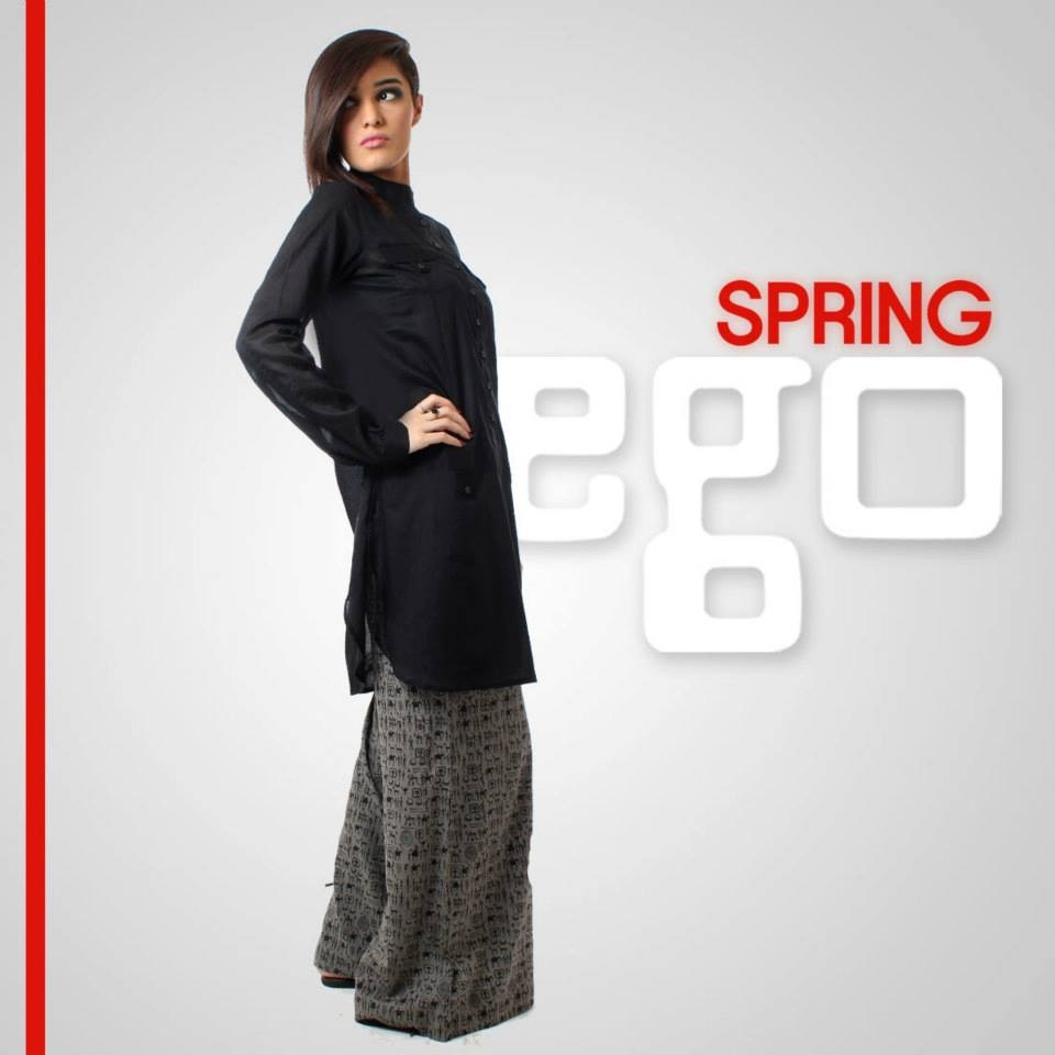 New Trends of Women Fashion Kurtis with Palazzo Pants in Asian Countries for Girls 2014-2015 (17)
