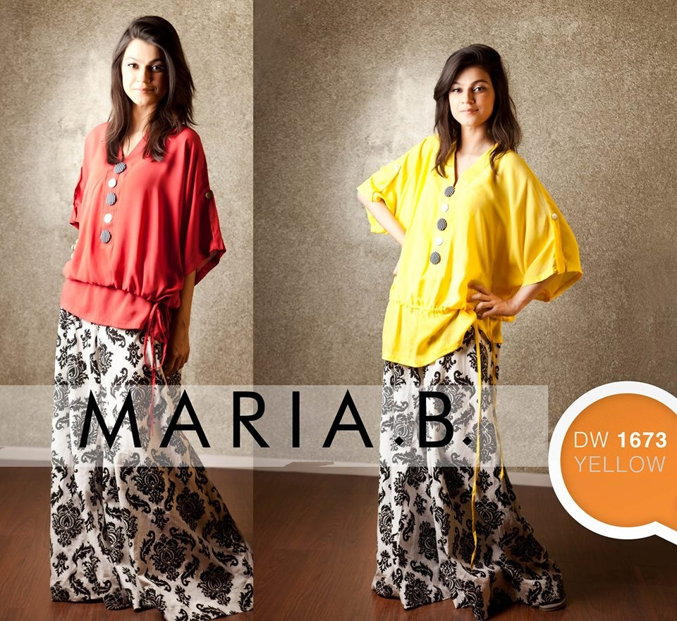 New Trends of Women Fashion Kurtis with Palazzo Pants in Asian Countries for Girls 2014-2015 (21)