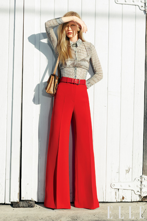 New Trends of Women Fashion Kurtis with Palazzo Pants in Asian Countries for Girls 2014-2015 (37)