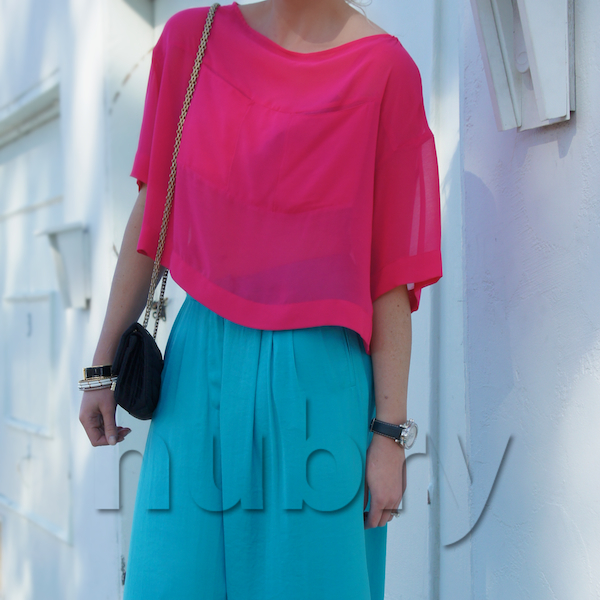 New Trends of Women Fashion Kurtis with Palazzo Pants in Asian Countries for Girls 2014-2015 (48)
