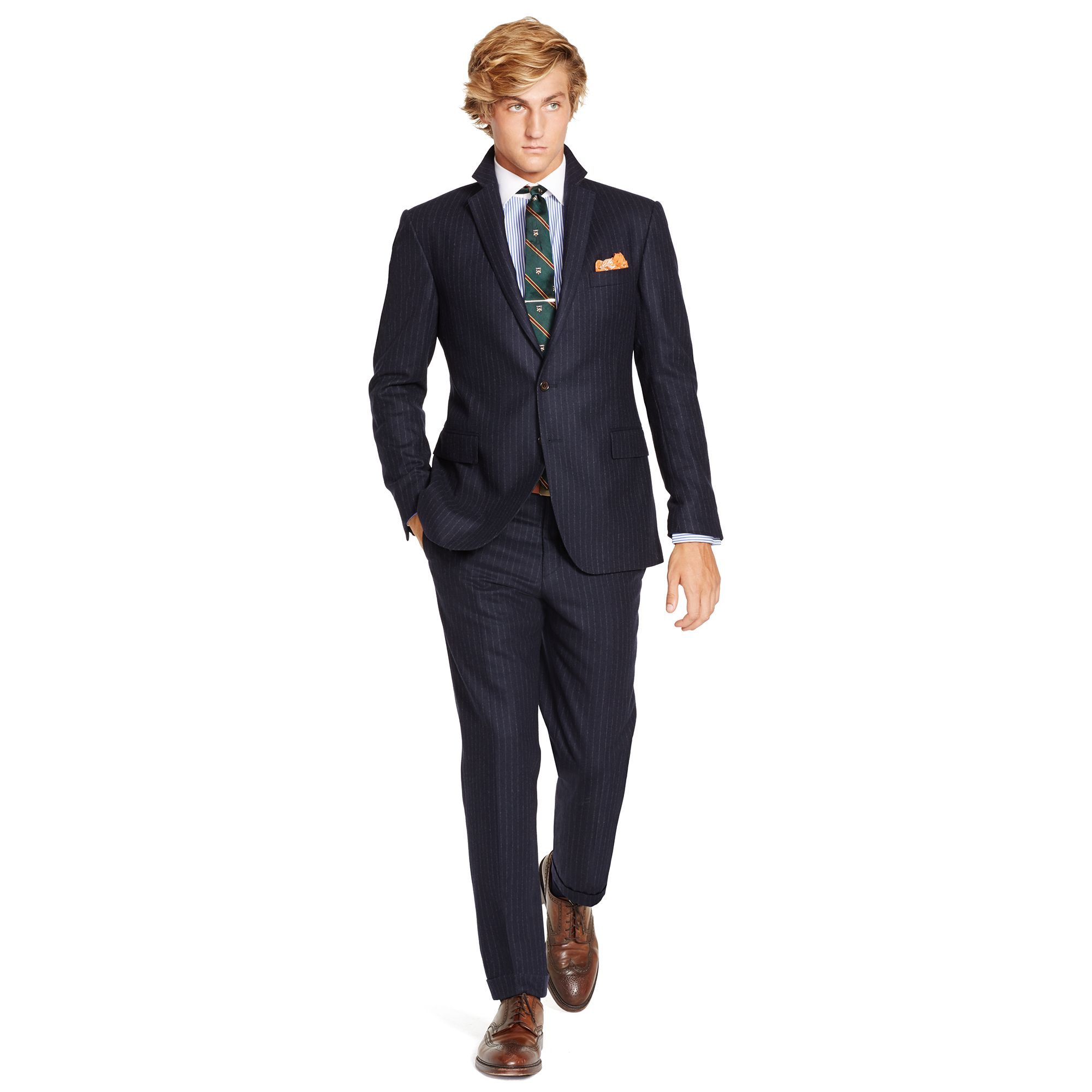 Ralph Lauren Latest Mens Fashion Suits Party Wear Formal Dresses Collection 2014-2015 (3)