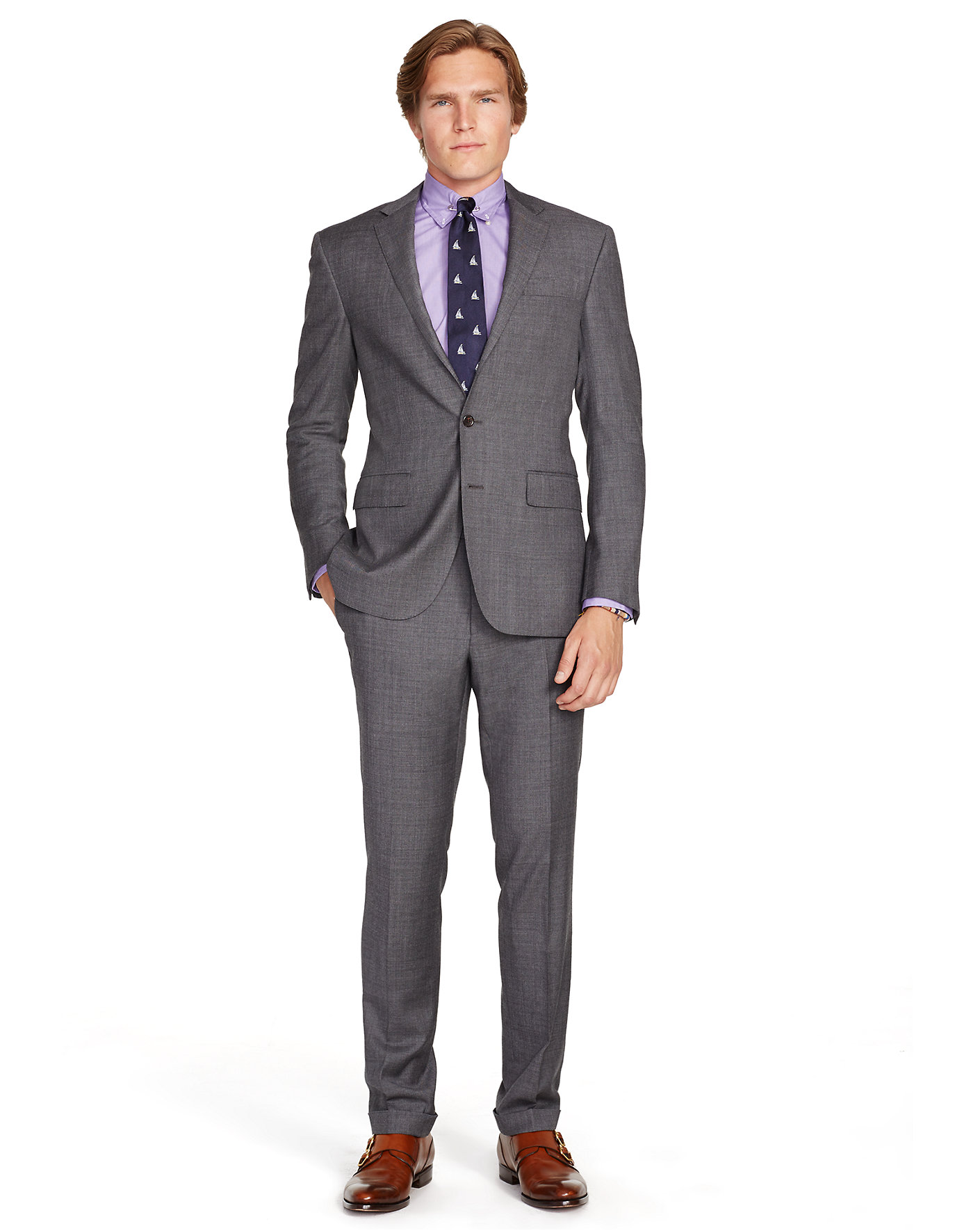Ralph Lauren Latest Mens Fashion Suits Party Wear Formal Dresses Collection 2014-2015 (4)