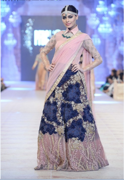 Saira Shakeera Latest Wedding Collections at  PFDC L'Oréal Paris Bridal Fashion Week-2014-2015 (1)