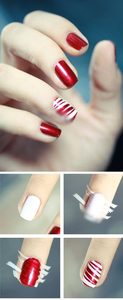 Step by Step Nail Art Picture Tutorial Best and Easy Designs To Try (5)