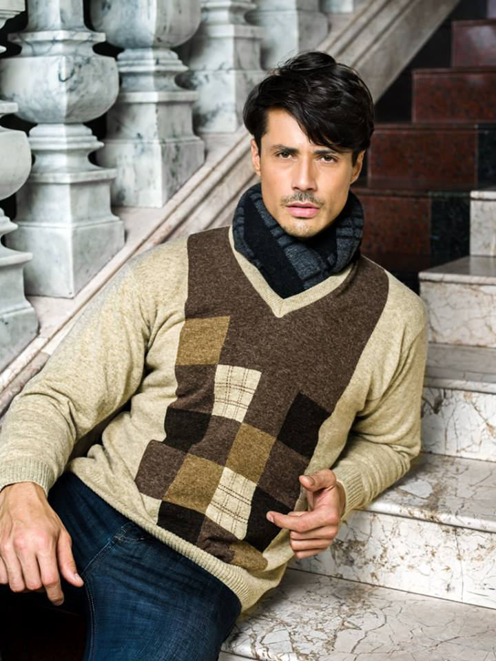Bonanza Latest Winter Sweaters, Jackets & Coats Collection 2014-2015 for Men & Boys (10)