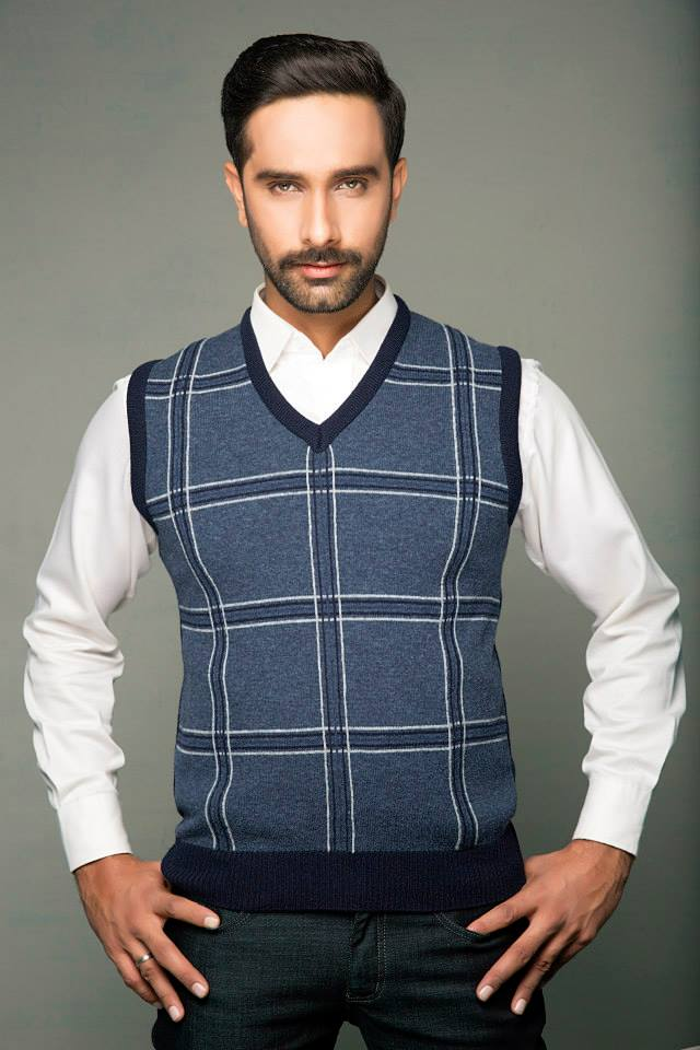 Bonanza Latest Winter Sweaters, Jackets & Coats Collection 2014-2015 for Men & Boys (15)