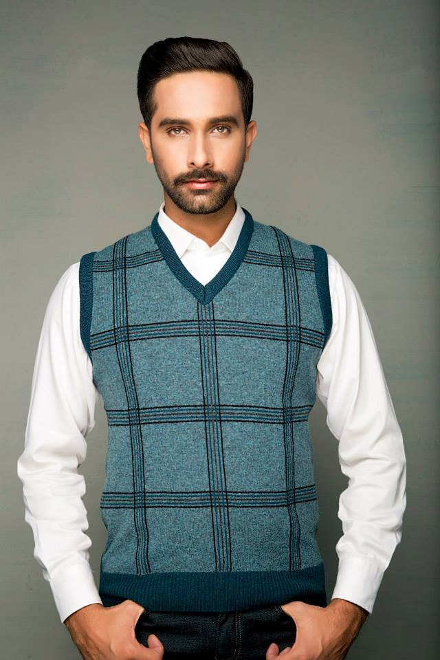 Bonanza Latest Winter Sweaters, Jackets & Coats Collection 2014-2015 for Men & Boys (21)
