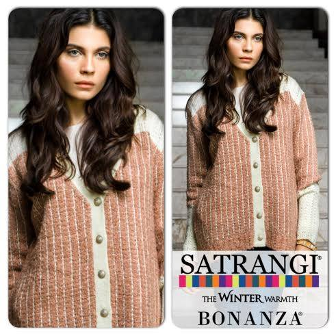 Bonanza Latest Winter Sweaters, Jackets & Coats Collection 2014-2015 for Men & Boys (3)