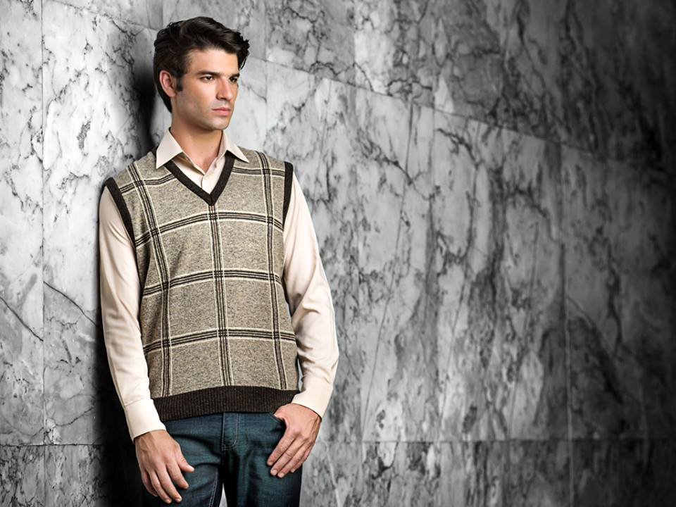 Bonanza Latest Winter Sweaters, Jackets & Coats Collection 2014-2015 for Men & Boys (4)