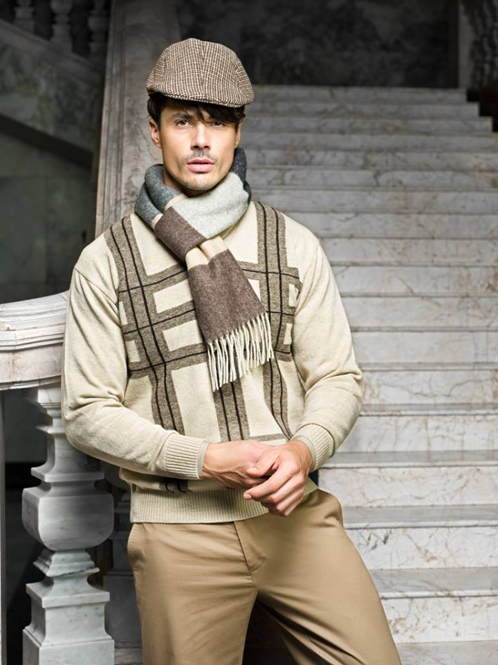 Bonanza Latest Winter Sweaters, Jackets & Coats Collection 2014-2015 for Men & Boys (5)