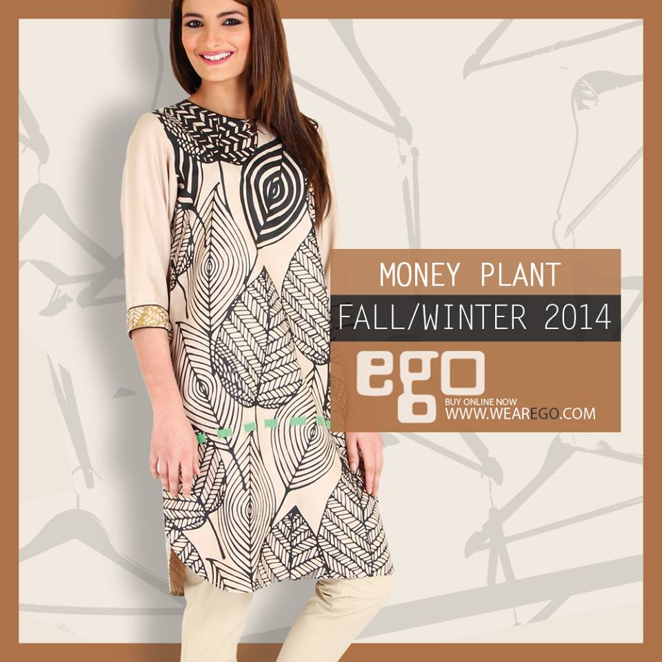 Ego Fall Winter Collection Stylish Dresses for Women 2014-2015 (17)
