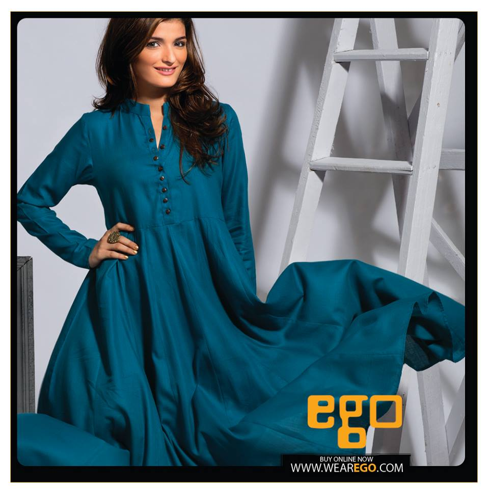 Ego Fall Winter Collection Stylish Dresses for Women 2014-2015 (18)