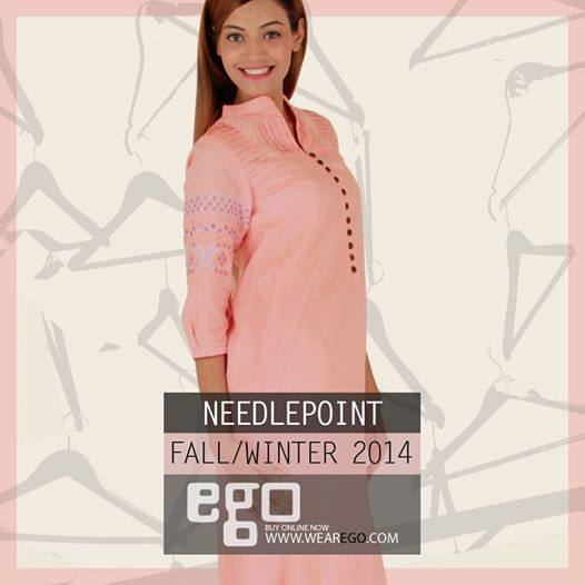Ego Fall Winter Collection Stylish Dresses for Women 2014-2015 (35)