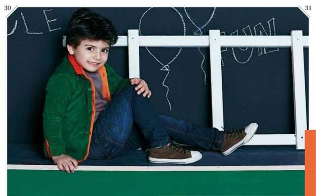 Latest Kids Dresses designs 2015 by Breakout Winter Collection 2014-2015 (10)