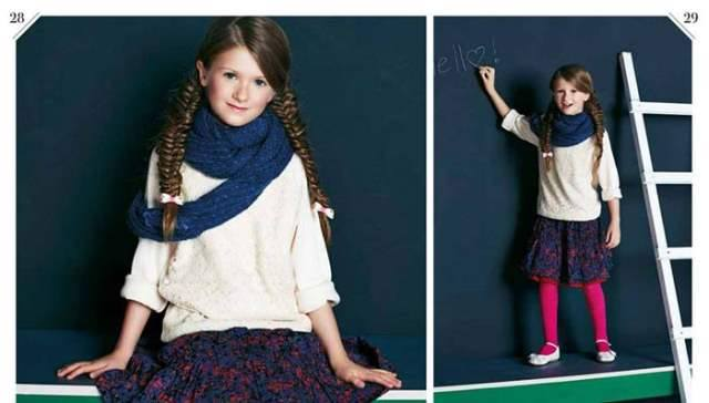 Latest Kids Dresses designs 2015 by Breakout Winter Collection 2014-2015 (11)