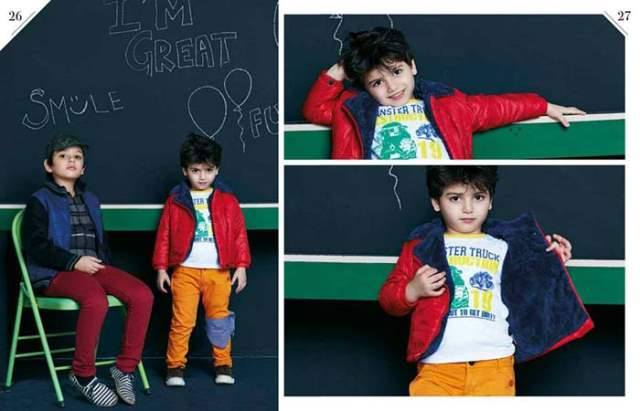 Latest Kids Dresses designs 2015 by Breakout Winter Collection 2014-2015 (12)