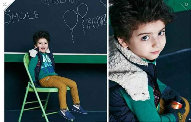 Latest Kids Dresses designs 2015 by Breakout Winter Collection 2014-2015 (13)