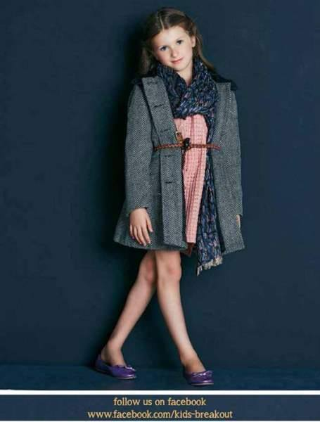 Latest Kids Dresses designs 2015 by Breakout Winter Collection 2014-2015 (15)
