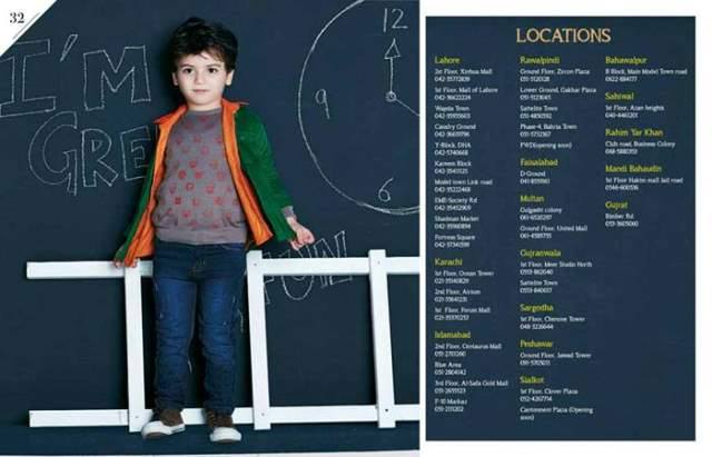 Latest Kids Dresses designs 2015 by Breakout Winter Collection 2014-2015 (16)