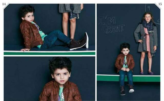 Latest Kids Dresses designs 2015 by Breakout Winter Collection 2014-2015 (18)