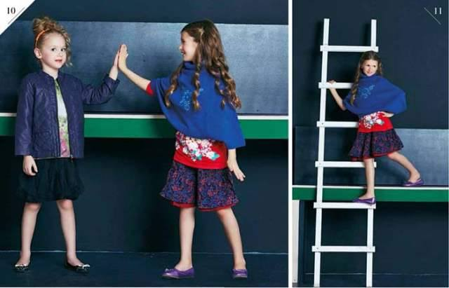 Latest Kids Dresses designs 2015 by Breakout Winter Collection 2014-2015 (4)