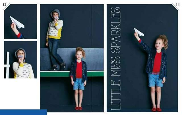 Latest Kids Dresses designs 2015 by Breakout Winter Collection 2014-2015 (6)