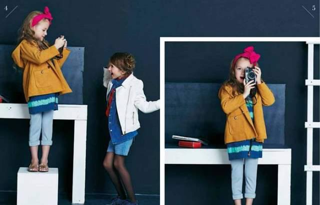 Latest Kids Dresses designs 2015 by Breakout Winter Collection 2014-2015 (8)