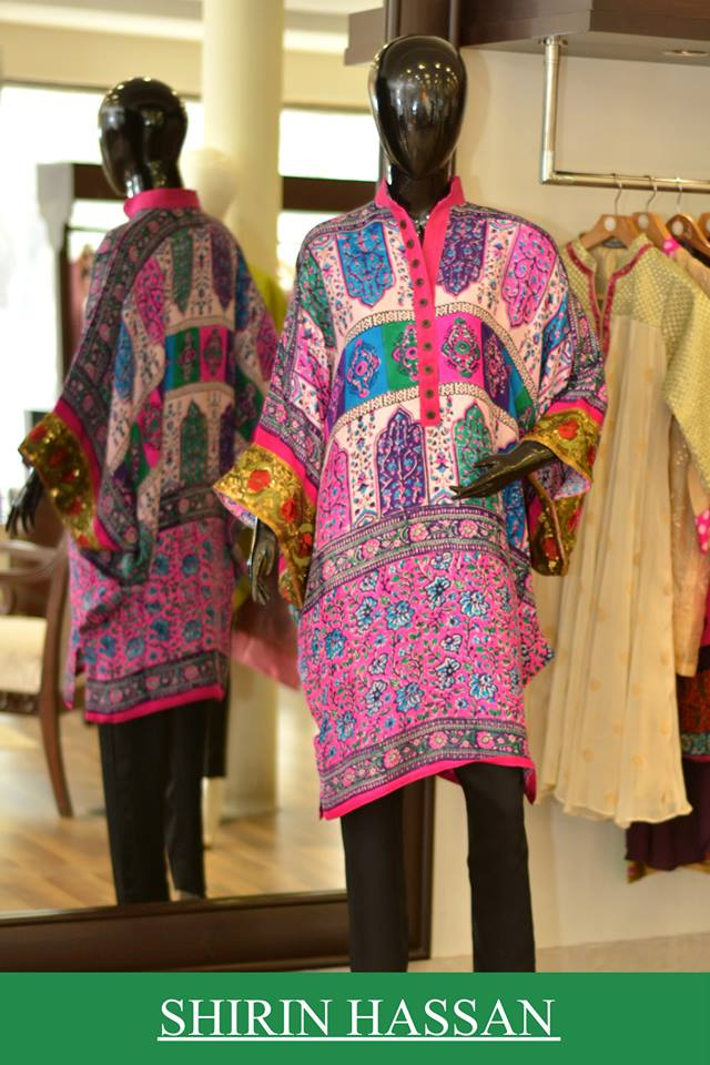 New Digital Kurtis & Suits By Shirin Hassan Winter Collection 2015 (30)